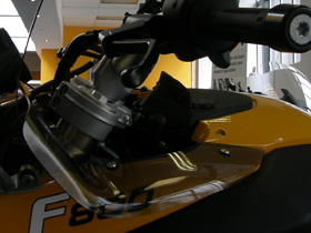 Winglets for the F800GS
