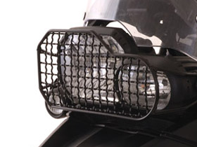 Touratech Mesh Headlight guard for F800GS