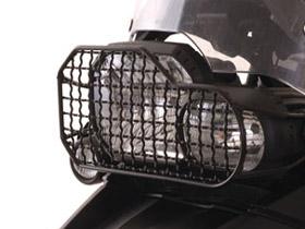 Touratech Mesh Headlight guard for F800GS